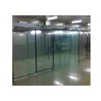 Buy cheap Portable Clean Booth Softwall Clean Room Aluminum Frame Low Noise from wholesalers