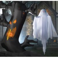 Quality H-27 Oxford Giant Halloween Inflatable Spooky Tree and Inflatable Ghost wholesale
