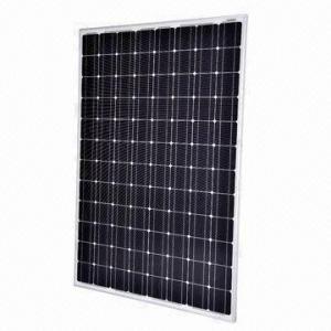 Best Monocrystalline Solar Panel with 250W Power, 10 Years Warranty, 25 Years Insurance wholesale