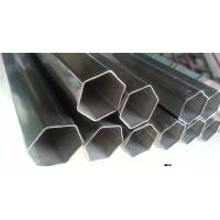 Best Hot Dipped Galvanized Shaped Pipe , Water Pipeline / Construction Steel Pipe wholesale