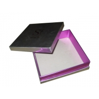 China OEM Rigid Paper Boxes Printed Rectangle With Lids 128gsm Art Paper CMYK for sale