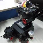 Best YT-1200R Smart Valve Positioner , 4-20MA Butterfly Valve Fisher Pneumatic Positioner wholesale