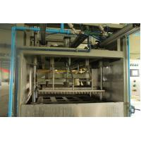 Best PLC Control Reciprocate Paper Pulp Molding Machine With Single Layer Dryer wholesale