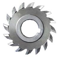 Quality Straight Tooth HSS Side And Face Milling Cutter for copper 100x2.5 125x3 wholesale