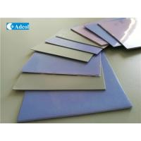 Best Soft Thermal Sheet Thermally Conductive Pad Gap Filler For Led Lights wholesale