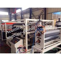Best PVC+ASA long life anti-corrosion colony roof tile/roofing sheet extrusion equipment wholesale