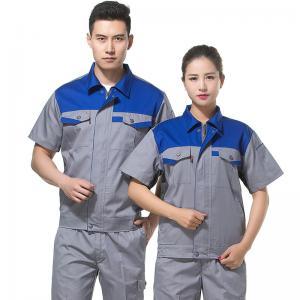 Best Breathable Scratch Resistant Mechanic Work Suit For Repair Work wholesale