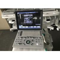 Best 15 inch Full Digital Portable Ultrasound Scanner Medical Ultrasonic Diagnostic Equipment wholesale