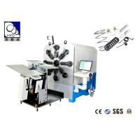 Best 8mm 16 Axes Cam-Less CNC Control Spring Bending Machine with High-Efficiency wholesale