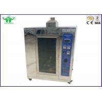 Buy cheap High Precision 50 ℃ ~ 960 ℃ Glow Wire Testing Machine with IEC 60695-2 from wholesalers