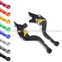 Best CNC Folding Motorcycle Brake Clutch Lever For Aprilia RSV 1000 R 2004-2008 wholesale