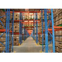 Best Economical Warehouse Adjustable Pallet Rack Storage Systems With Stable Structure wholesale