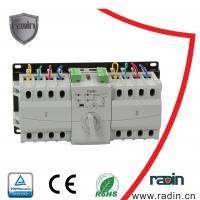 Cheap 6A-63A Electric Transfer Switch Manual , Manual Electric Transfer Switch For Generator for sale