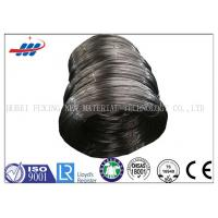 Best 1520-1720MPA High Carbon Steel Wire , Annealed Iron Wire For Automobile Spring wholesale