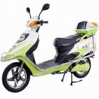 Cheap Electric scooter, battery with long distance, high grade body and tail box connected design, easy for sale