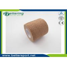 Skin Colour Easy hand tear Cotton Elastic adhesive bandage lightplast stretch tape light EAB finger wrapping tape for sale
