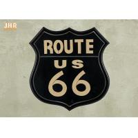 Best Route 66 Key Box Wooden Wall Plaques Wooden Key Holders wholesale