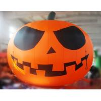 Quality Oxford Multi-size 2-5m Inflatable Pumpkin for Halloween Decoration wholesale