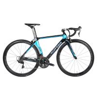 Best Holographic Colour 22 Speed Road Bike , 700c Road Bicycle High Modulus Carbon wholesale