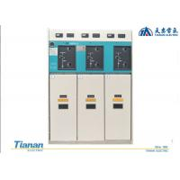 Best Indoor Gas - Insulated Medium Voltage Switchgear 10kV GIS Ring Main Unit Cabinet wholesale