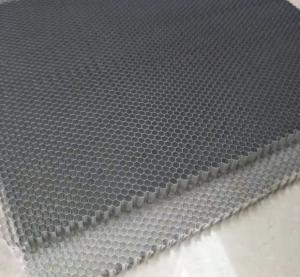Best Fireproof Alu Honeycomb Panels , Aluminium Honeycomb Sheet Hotels Malls wholesale