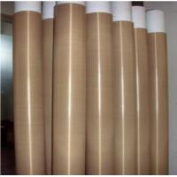 Cheap High Temperature Ptfe Coated Glass Fibre Fabric Chemical Resistance for sale