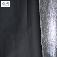 China Heat Radiation Resistance Thermal Insulation FRC Fire Retardant Fabric With Aluminum Foil for sale