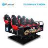 Best 6 DOF Movement 8D / 9D / Xd Cinema / 5D Movie Theater Equipment wholesale