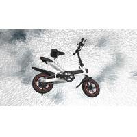 Best Portable Folding Electric Bicycle36V Lithium Battery Powered Simple Style And Economical wholesale