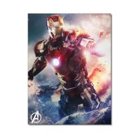 Best Marvel Design 3D PS Board Poster With 3MM Thickness wholesale