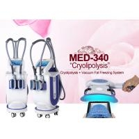 Best Cryotherapy Vacuum LED Weight Loss Fat Freeze cryo lipo machine With 2 Handpieces wholesale