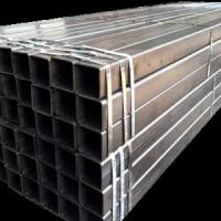 Best High Stiffness Schedule 40 Steel Tube , Durable Flat End Hollow Square Pipe wholesale
