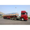 Best 40800L Fuel Crude Oil Semi Tanker Trailer For Petroleum 40.8cbm 3 Axles wholesale