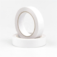China SGS Hot Melt 50um Transparent Double Sided Adhesive Tape for sale