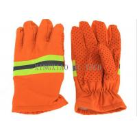 Quality Industrial Long Heat Resistant Kevlar Welding Work Gloves Thermal Insulation wholesale