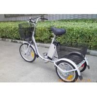 Buy cheap 4 - 6h Charging time lightweight adult tricycle , 35Kg N.W special needs tricycle bike from wholesalers