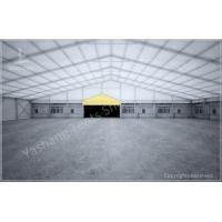 Quality Solid Corrugated Sheet Walls Outdoor Warehouse Tents Marquee ISO CE Certification wholesale