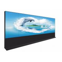 Best Customized Seamless LCD Video Wall 46 Inch Wide Viewing Angle Support Splice Function wholesale