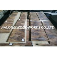 Quality Black Walnut Wood Burl Veneer Sheet Natural Sliced Top Grade wholesale