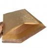 Best Durable Browm Kraft Bubble Mailers Padded Envelopes Hot Melt Adhesive Glue wholesale