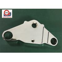 China High Precision Casting Parts , Motorcycle Triple Trees Components on sale