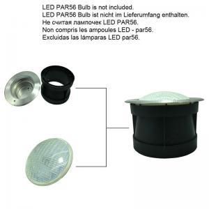 Best Embedded 304 Stainless Steel IP65 LED Flood Light Housing wholesale