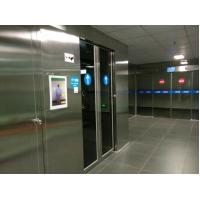 Buy cheap Auotmiatic Sliding Door Automotive Cleanroom Air Shower With Interlocker System from wholesalers