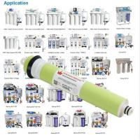 Best 0.0001 Micron 4 Stage Reverse Osmosis Replacement Filters96-98% Stable Rejection wholesale