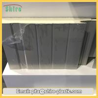 Cheap Aluminum Insulated Panel Clear Plastic Sticky Film , Protective Auto Film Multi Purpose for sale