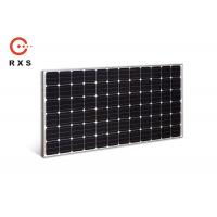 Best PERC Photovoltaic Glass Panels , 365W 72 Cells Mono Solar Cell For Home wholesale