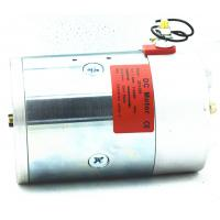 Best 2.2KW 24v Dc Electric Motor 2700 RPM Hydraulic CW Rotation For Forklift wholesale
