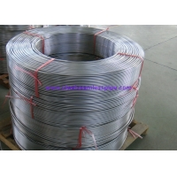 Stainless Steel Coil Tubing ASME SA213 TP316L Pickled / Bright Annealed Surface for sale