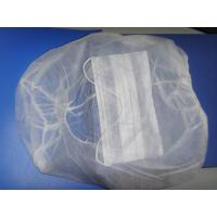 Best Soft Medical Disposable Hair Caps Hood Astronaut Caps PP Non Woven Material wholesale
