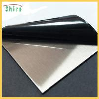 Best Customrized Thickness Stainless Protective Film Anti Scratch Protective Film wholesale